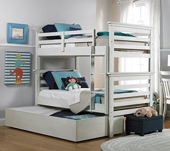 Lucca Bunk Bed Collection