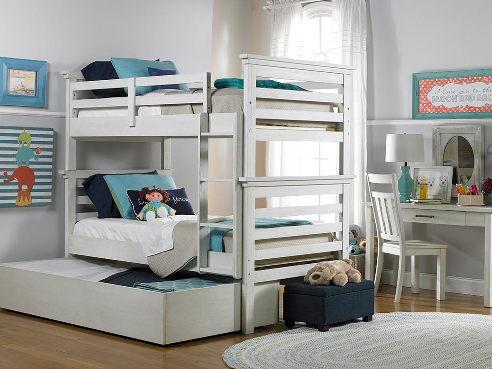 Bunk Bed With Storage lucca bunk bed collection – dolce kids & teens