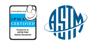 JPMA and ASTM Safety Certified
